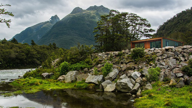 Milford Sound accommodation