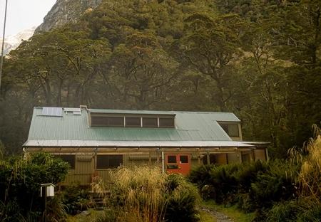 Milford Track Hut - Mintaro