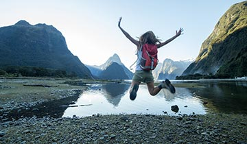 Things to do Milford Sound - Milford Track