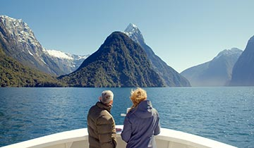 Things to do Milford Sound - Cruise