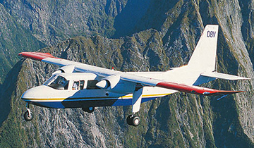 Fly to Milford Sound