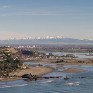 Milford Sound travel itineraries - Christchurch skyline