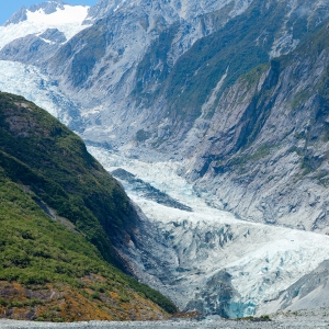 Milford Sound travel itinerary - Franz Josef