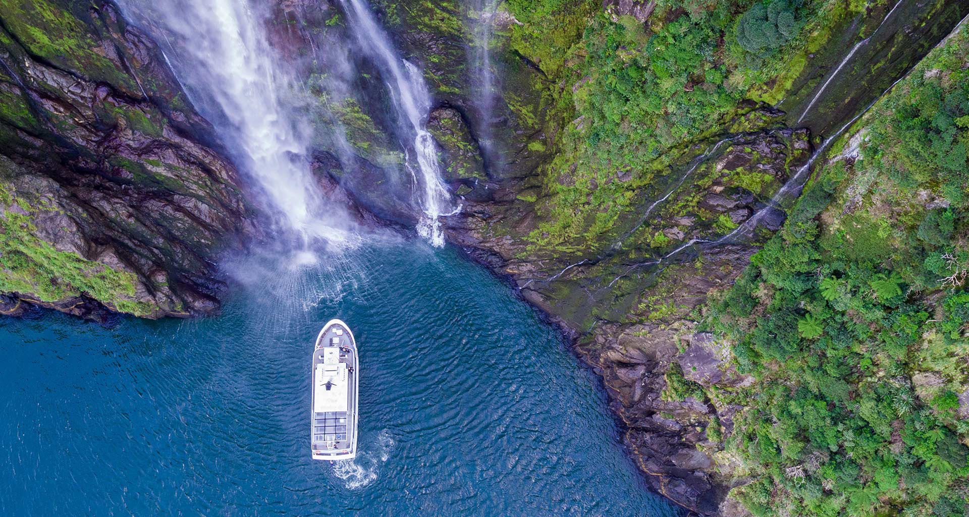 Milford Sound cruises, cruise info Milford Sound