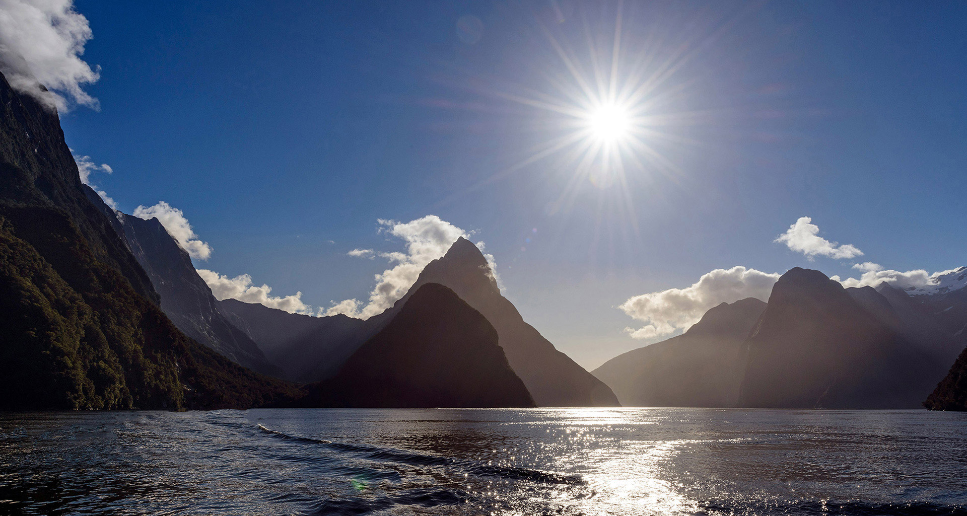 Milford Sound tours, Milford Sound day tours info